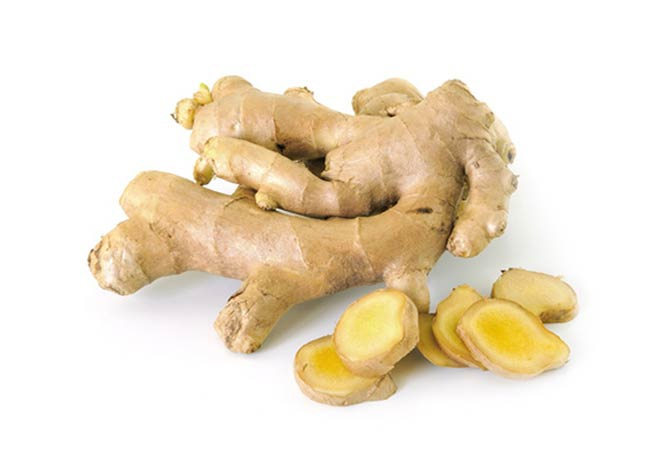 ginger root deluxe